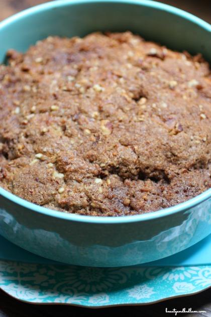 Healthy Pumpkin Coffee Cake Using Homemade Bisquick Jen Schmidt